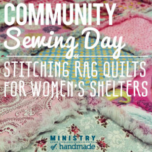 Community Sewing Day