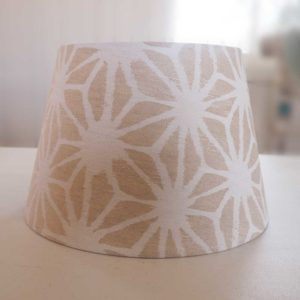 Empire style lampshade
