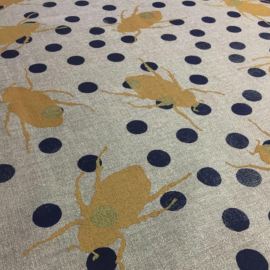 Mustard Beetles by Bec Lewis