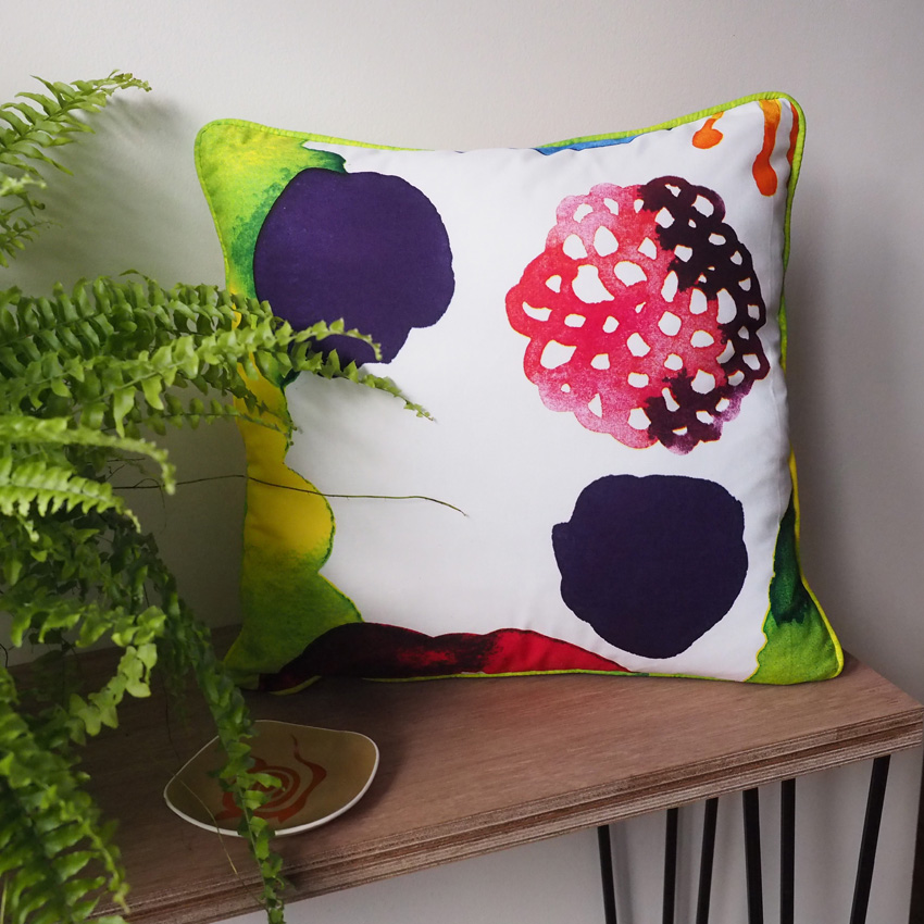 Piped Cushion Workshop