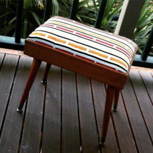 Upholstery Basics Piano Stool
