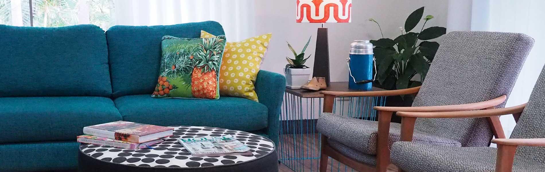 Custom Made beautiful furnishings