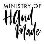 Ministry of Handmade Logo
