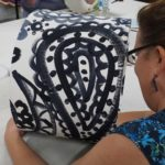 Learn to make a professional lampshade with Ministry of Handmade