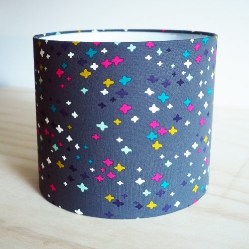 25cm diameter Drum Lampshade by Ministry of Handmade