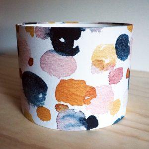30cm diameter Drum Lampshade by Ministry of Handmade