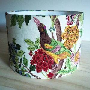 40cm diameter Drum Lampshade by Ministry of Handmade