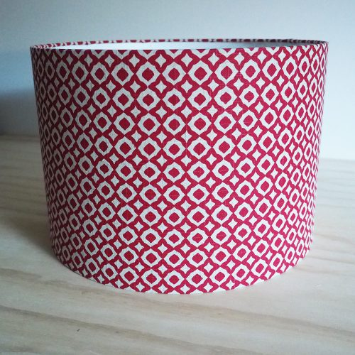 43cm diameter Drum Lampshade by Ministry of Handmade