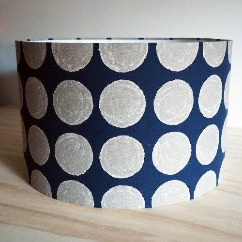 50cm Drum Lampshade by Ministry of Handmade