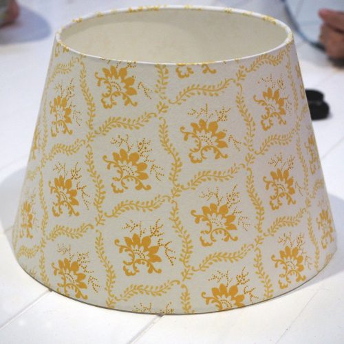Professional Lampshade Kits for making your own lampshade. Choose either drum or empire styles, everything supplied, all materials and special tools.