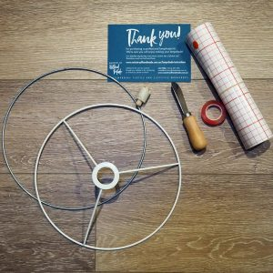 Professional Lampshade Making Kit