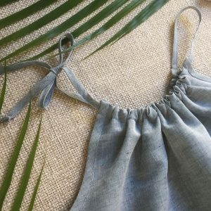 Flora Top - make this casual summer top at our workshop