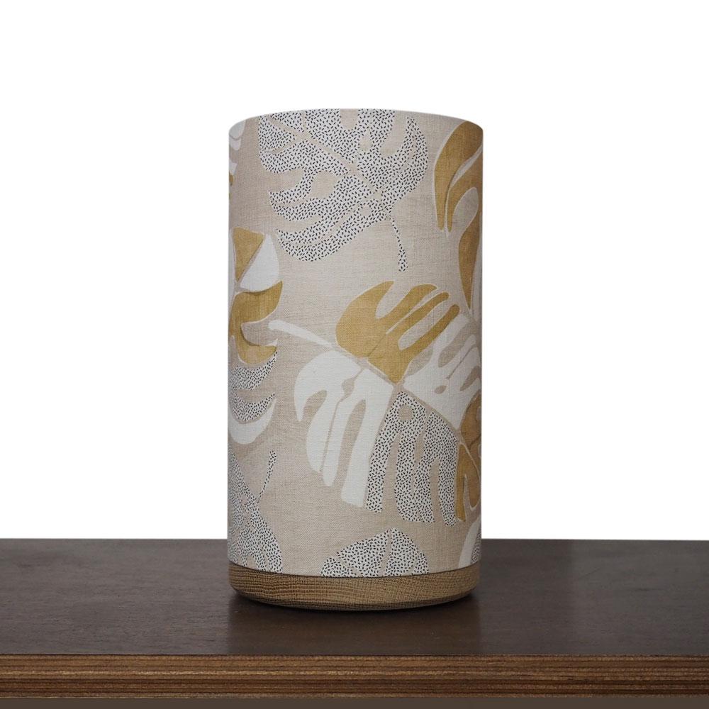 Hero Lamp Kit with Monstera fabric