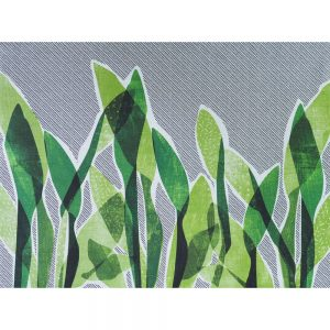 Snake Plant fabric