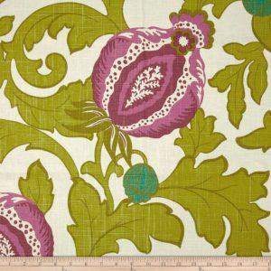 Elisha Blend Berry fabric