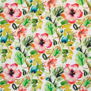 Fabric Tropicana Flamingo