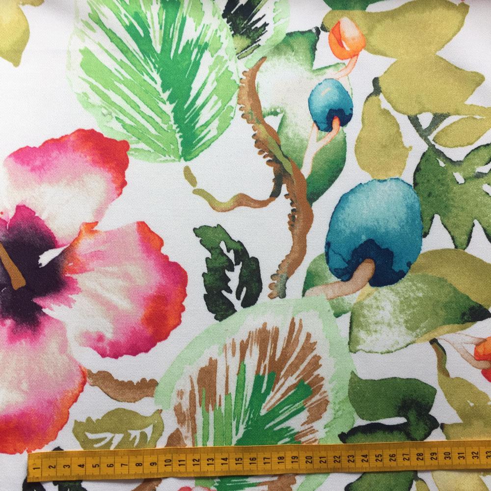 Fabric Tropicana Flamingo