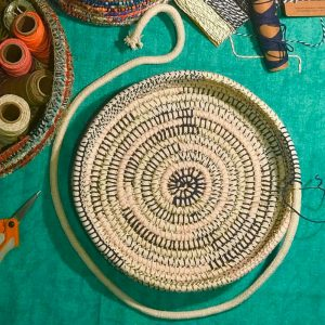 Recycled Fabric Baskets