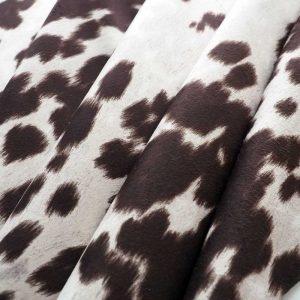 Cow Grain Milk Fabric