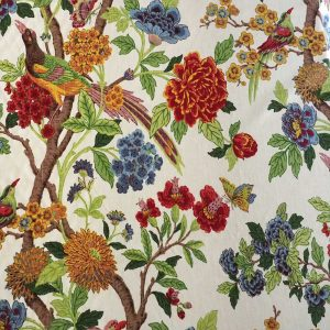 Pheasant fabric overview