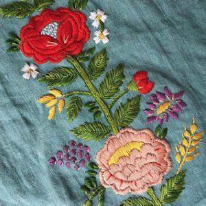 Kasia Jacquot Traditional Polish Embroidery
