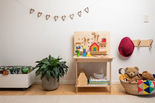 Cubby Days furniture and play products
