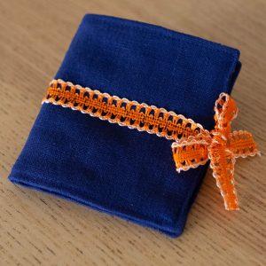 Petal Pin Cushion and Needle Book
