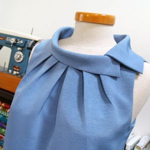 womens top sewing lesson