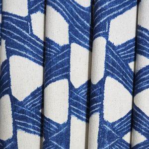 Fabric Blue Tetra