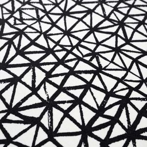 Fabric Charcoal Matrix