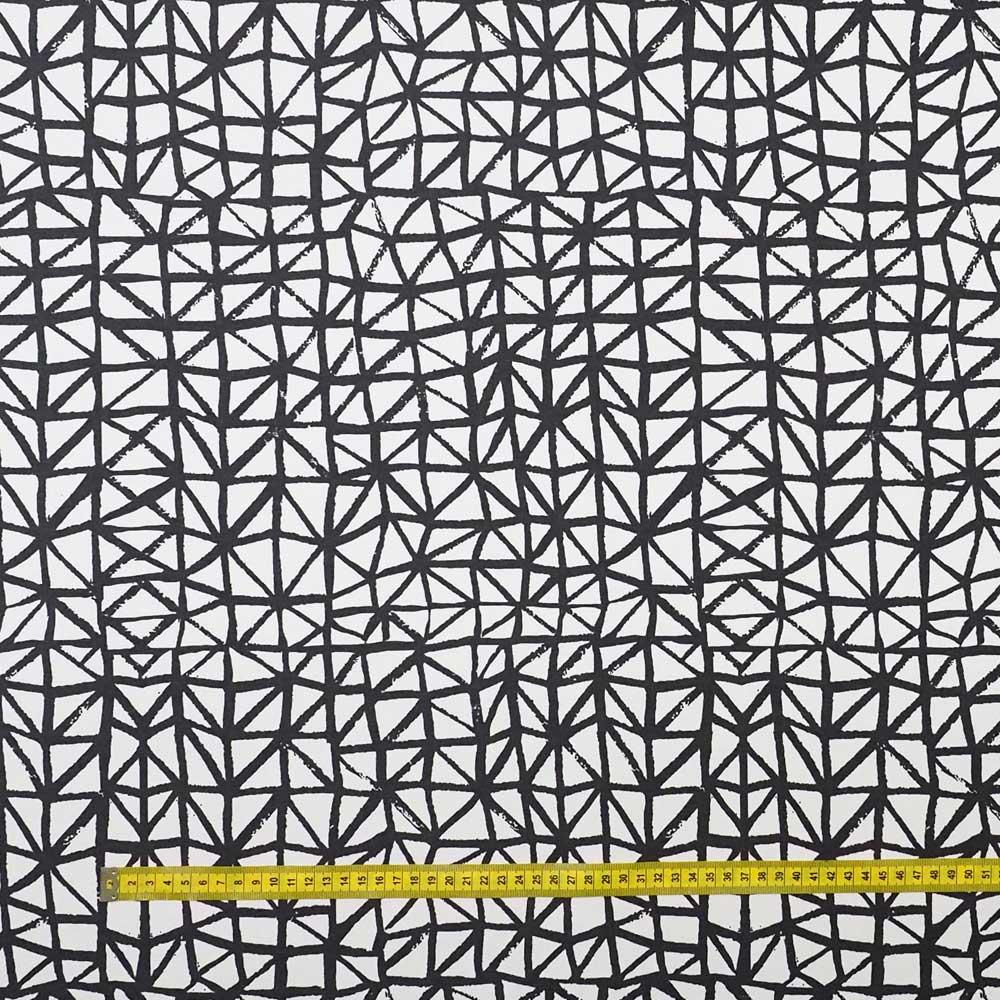Fabric Charcoal Matrix