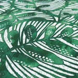 Fabric Monstera Jungle