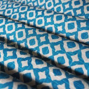 Jaipur Turquoise Fabric