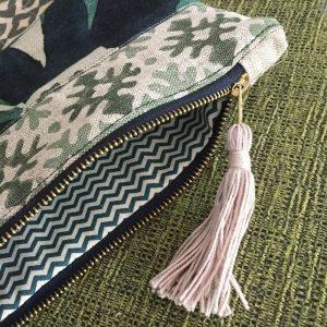Zip purse sewing workshop