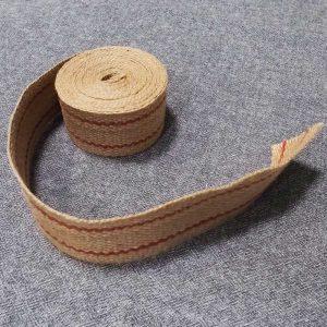 Jute webbing 50mm wide Upholstery strength