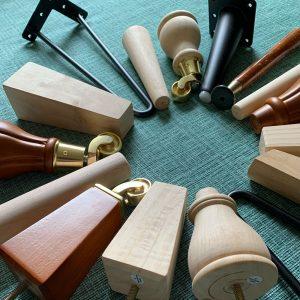 Furniture builder - Leg options