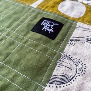 Quilt online class at Ministry of Handmade
