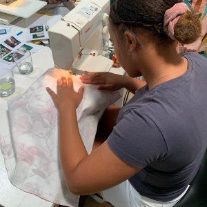 sewing skill builder cushion