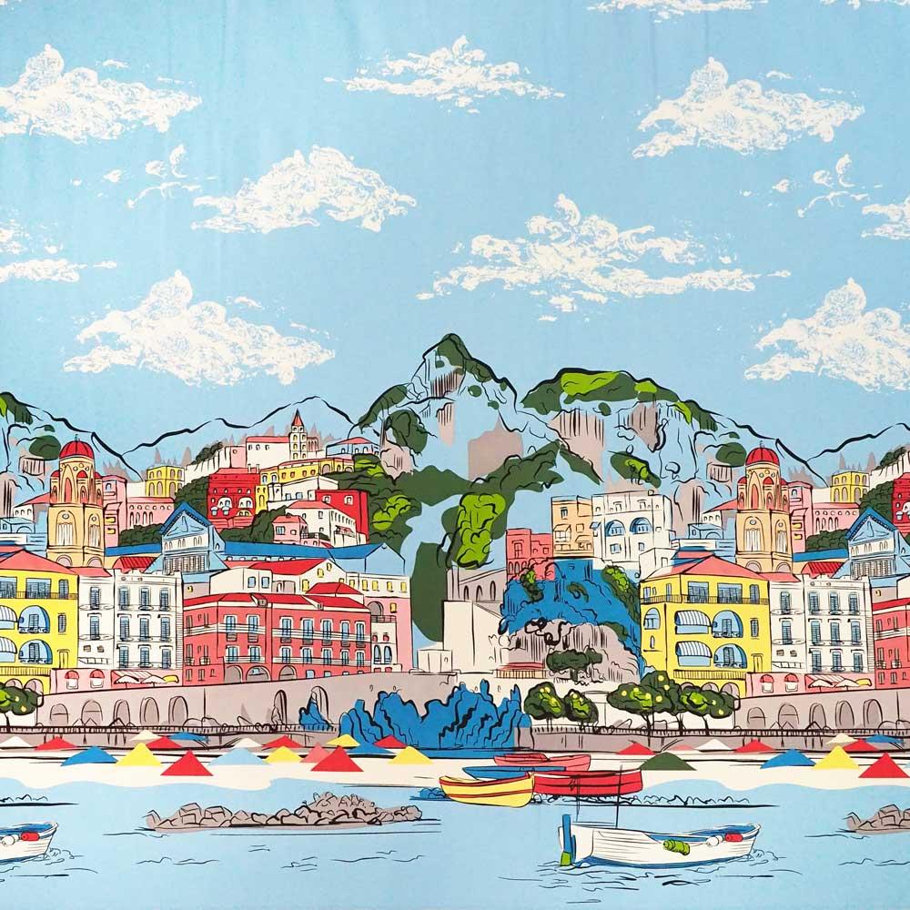 Italian Resort Fabric