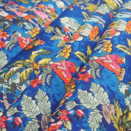 Caribbean Holiday Fabric