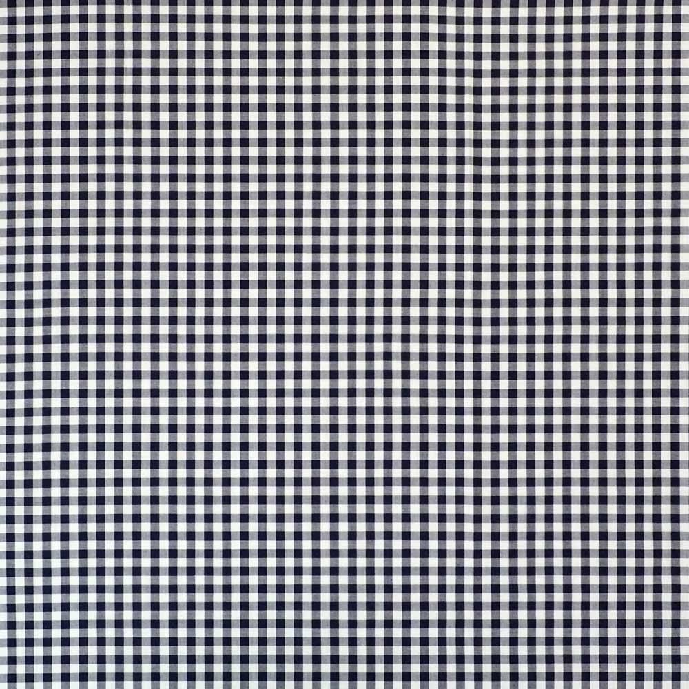 Fabric - Classic Navy Gingham