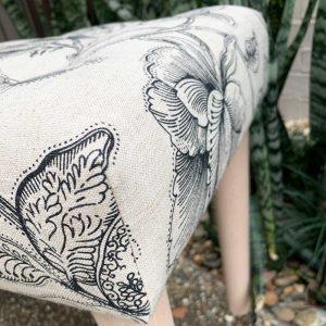 Bench Seat Corner Detail
