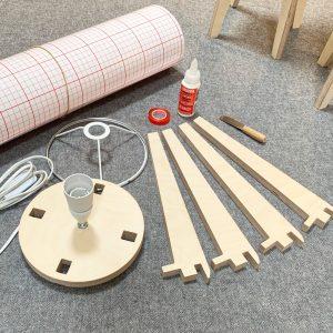 Rocket Lamp Kit