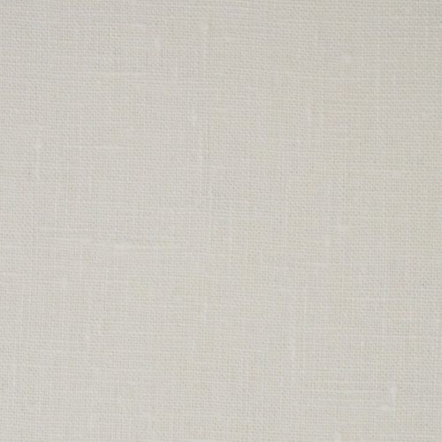 Off white linen fabric