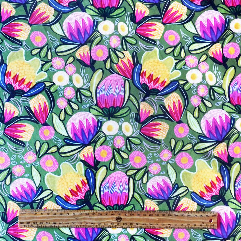 Sugar Bush Fabric by Kirsten Katz