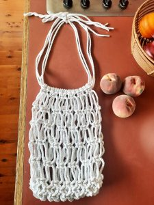 Macrame Rope Bag