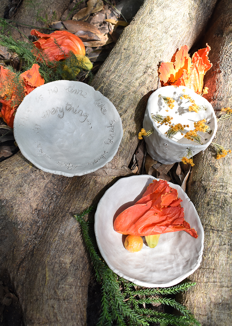 Nature Clay Vessels