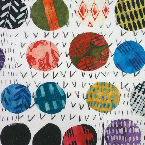 Fabric Collage Multi