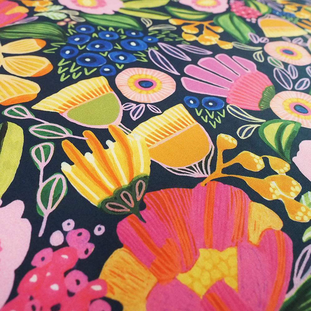 Kirsten Katz fabric - Full Bloom