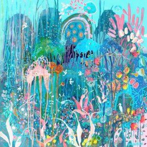 Jewl Citizen - Lou Jaeger Art Print on Canvas